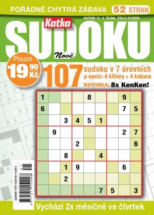 Katka Sudoku 22/2020