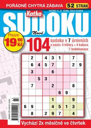 Katka Sudoku 23/2020