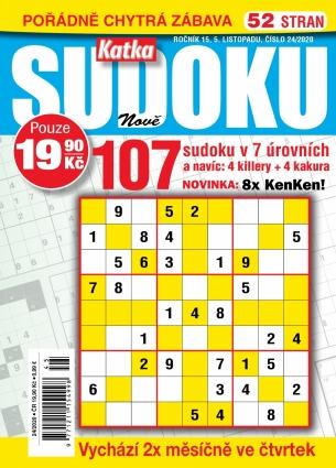 Katka Sudoku 24/2020