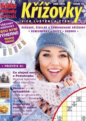 Křížovky speciál Zima 4/2019