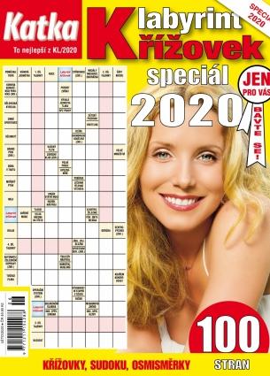 Labyrint křížovek - Výběr - Léto 2020