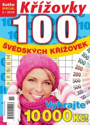 SPKR Křížovky 100 - 3/2018
