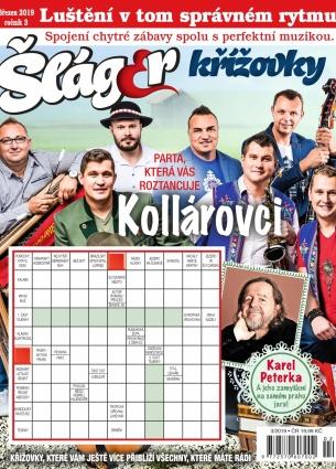 Křížovky se Šlágr TV 3/2019