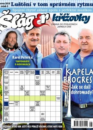 Křížovky se Šlágr TV 6/2019