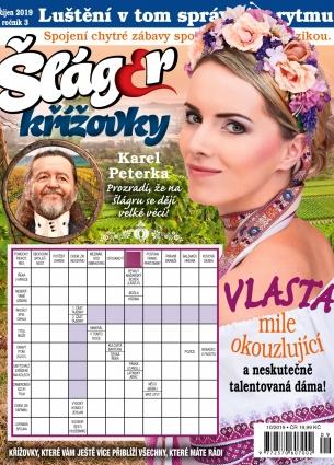 Křížovky se Šlágr TV 10/2019