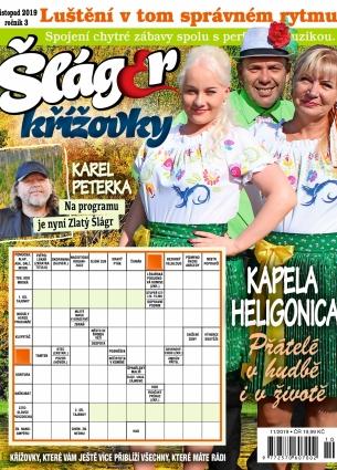 Křížovky se Šlágr TV 11/2019