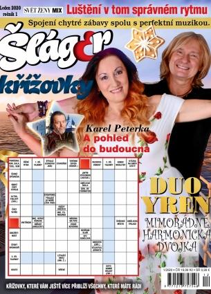 Křížovky se Šlágr TV 1/2020