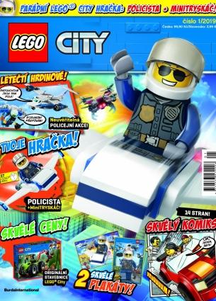 Lego City 1/2019