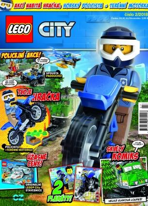 Lego City 2/2018