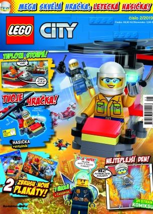 Lego City 2/2019