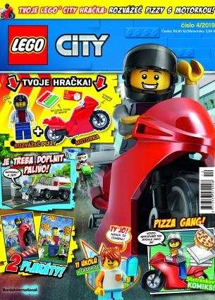Lego City 4/2019