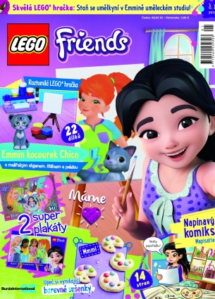 LEGO Friends 1/2019