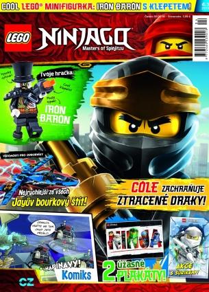 Lego Ninjago 3/2019