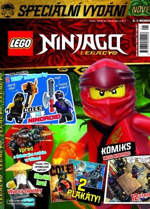 Lego Ninjago Legacy 1/2020