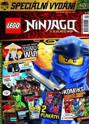 Lego Ninjago Legacy 2/2019