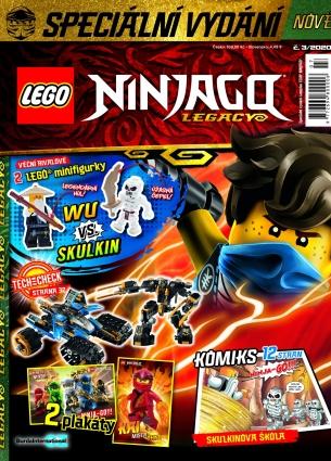 Lego Ninjago Legacy 3/2020