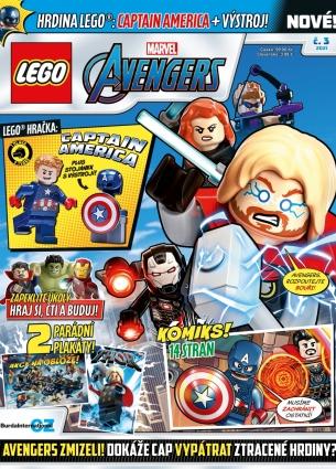 Lego Marvel Avengers 3/2021