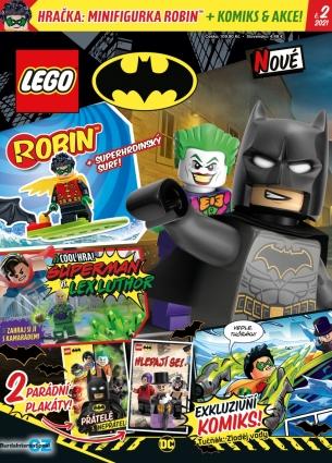 Lego Batman 2/2021