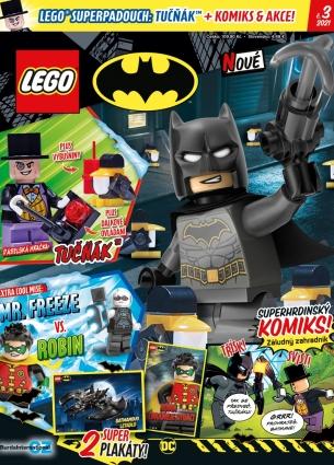 Lego Batman 3/2021