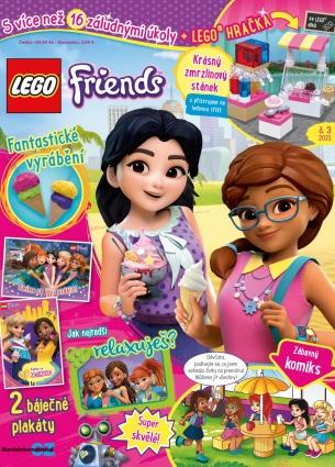 Lego Friends 3/2021