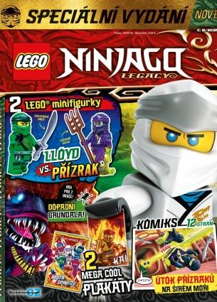 Lego Ninjago Legacy 2/2021