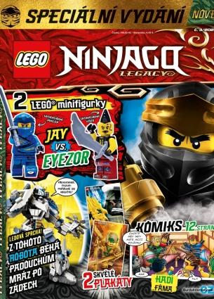 Lego Ninjago Legacy 3/2021