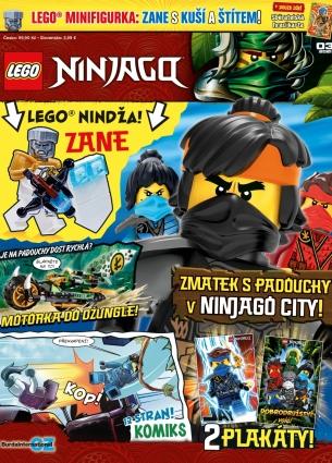 Lego Ninjago 4/2021