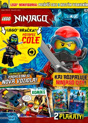 Lego Ninjago 7/2021