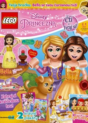 Lego Disney Princezna 2/2021