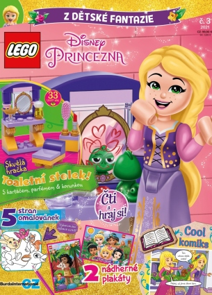 Lego Disney Princezna 3/2021