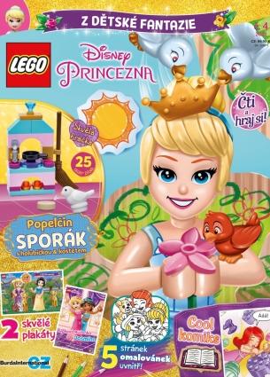 Lego Disney Princezna 4/2021