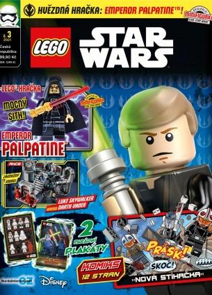 Lego Star Wars 3/2021
