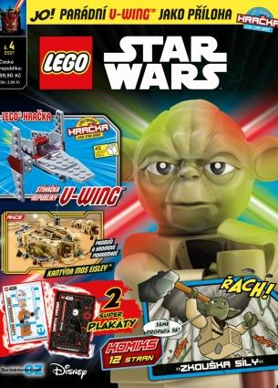 Lego Star Wars 4/2021