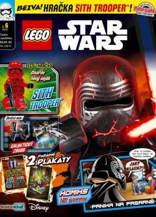 Lego Star Wars 6/2021