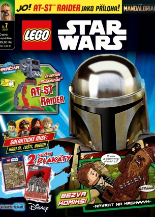 Lego Star Wars 7/2021