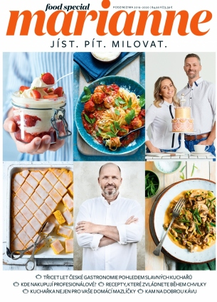Marianne speciál 2019 - Food 2/2019