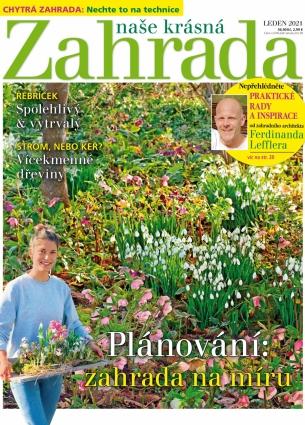 Naše krásná zahrada 1/2021
