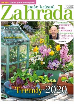 Naše krásná zahrada 2/2020