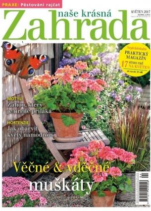 Naše krásná zahrada 5/2017