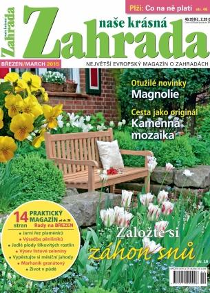 Naše krásná zahrada 3/2015