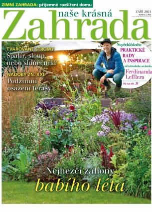 Naše krásná zahrada 9/2021