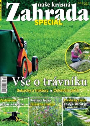 Naše krásná zahrada speciál - Všechno o trávníku 4/2015