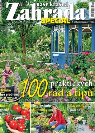 Naše krásná zahrada speciál - 100 praktických tipů 1/2015