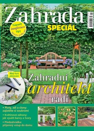 Naše krásná zahrada speciál 1/2016 - Zahradní architekt radí 1/2016