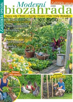 Naše krásná zahrada speciál 2/2020 - Moderní biozahrada 2/2020