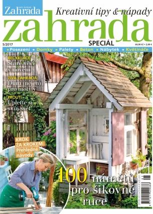 Naše krásná zahrada speciál 5/2017 - Kreativní tipy & nápady 4/2017