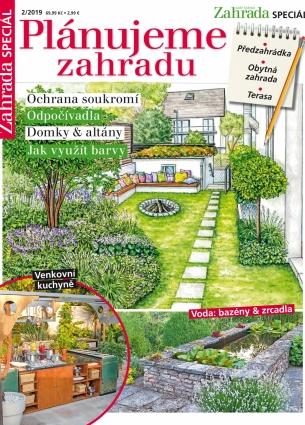 Naše krásná zahrada speciál 2/2019 - Plánujeme zahradu 2/2019