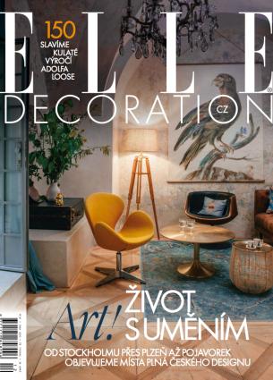 Elle Decoration 4/2020