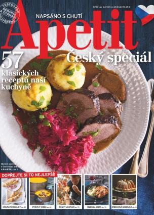 Apetit speciál - Český speciál 4/2019