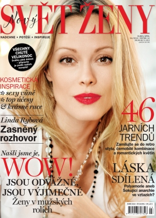 Svět ženy 4/2015